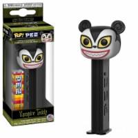 Funko Nightmare Before Christmas POP PEZ Vampire Teddy Dispenser - 1 Unit