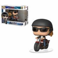 Funko Captain Marvel POP Rides Carol Danvers On Motorcycle Set