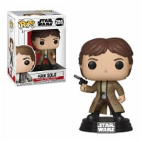 Star Wars 110835 Star Wars Pop Endor Han Action Figure