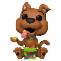 Funko Pop Animation Scooby-Doo with Snacks Special Edition Figure Dog - 1 unit