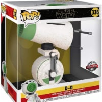Funko Pop Star Wars D-0 Episode IX Super Sized Bobble-Head Special Ed Figure - 1 unit