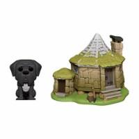 Funko Harry Potter POP Town Hagrid's Hut Fang Figure Set - 1 Unit
