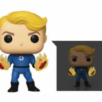 Fantastic 4 795858 Funko Pop Marvel Fantastic Four - Human Torch Specialty Series