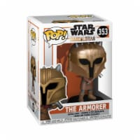 Star Wars Mandalorian the Armorer Funko Pop
