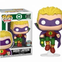 Comics Alan Scott As Green Lantern Specialty Series Funko Pop