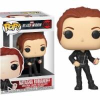 Marvel Black Widow Movie Natasha Romanova Street Clothes Funko Pop