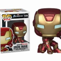 Iron Man 805749 Marvel Avengers Game Iron Man Stark Tech Suit Funko Pop