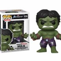 Incredible Hulk 805753 Marvel Avengers Game Hulk Stark Tech Suit Funko Pop - 1