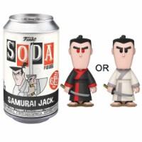 Funko Pop! Soda Samurai Jack Vinyl Figure Limited Edition Collectible - 1 unit