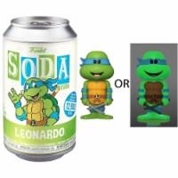 Funko Pop! Soda Leonardo TMNT Teenage Mutant Ninja Turtles Vinyl Figure - 1 unit