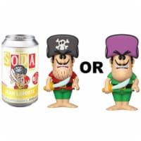Funko Soda Quaker Oats Jean LaFoote Pirate-Foe of Cap'n Crunch Figure - 1 unit