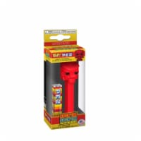 Funko Mattel Rock'Em Sock'Em Robots POP PEZ Red Dispenser - 1 Unit