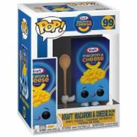 Funko Kraft POP Macaroni And Cheese Blue Box Figure - 1 Unit