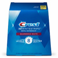 Crest 3DWhitestrips Glamorous White Dental Whitening Kit