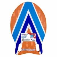 Aqua Swim School Foam Kickboard - Case Of: 1; - Count of: 1