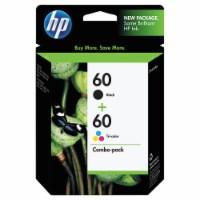 HP 60 Original Ink Cartridges - Black/Tri-Color