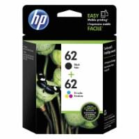 HP 62 Original Ink Cartridges - Black/Tri-Color