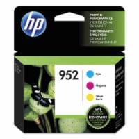 HP 952 Original Ink Cartridge Combo Pack - Cyan/Magenta/Yellow