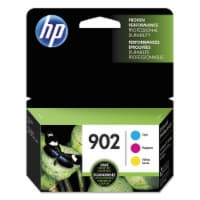 HP 902 Original Ink Cartridges Combo Pack - Cyan/Magenta/Yellow