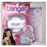Blinger™ Diamond Collection Glam Styling Tool - White