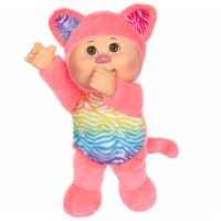 Cabbage Patch Kids Rainbow Garden Party Cuties Kitty Gala Doll