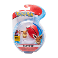 Pokemon Clip and Go - Assortment - 1 ct