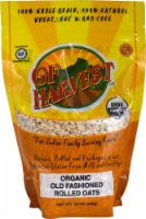 GF Harvest  Organic Old Fashioned Rolled Oats