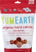 Yum Earth Organic Favorites Hard Candies - 13 oz