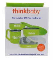Thinkbaby  Complete BPA Free Feeding Set Green