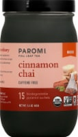 Paromi Cinnamon Chai Rooibos Full Leaf Tea Sachets