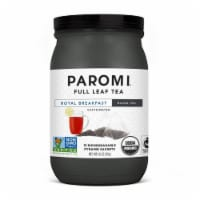 Paromi Royal Breakfast Black Tea Pyramid Sachets