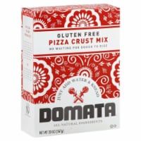 Domata Gluten Free Pizza Crust Mix