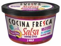 Cocina Fresca Cantina Style Mild Sweet Onion Salsa