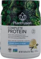 PlantFusion Vanilla Bean Plant Protein Powder
