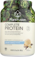 PlantFusion Complete Protein Creamy Vanilla Bean Protein Powder