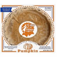 The Village PieMaker Limited Edition Frozen Pumpkin Pie