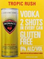 Monaco Tequila Lime Crush Malt Beverage