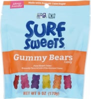 Surf Sweets  Gummy Bears   Assorted