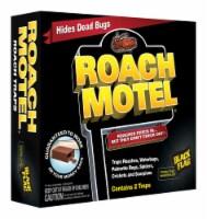 Black Flag Roach Motel Roach Bait & Glue Trap (2-Pack) HG-11020 - null