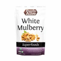 Foods Alive  Organic Superfoods   White Mulberry - 8 oz