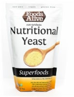 Foods Alive  Nutritional Yeast Non-Synthetic
