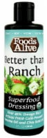 Foods Alive  Organic Superfood Dressing   Vegan Ranch