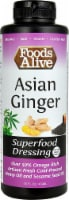 Foods Alive  Superfood Dressing   Asian Ginger