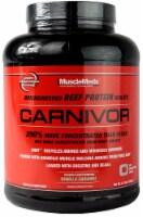 MuscleMeds  Carnivor   Vanilla Caramel Flavored Protein Powder - 4.2 lbs