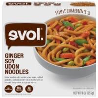 evol. Ginger Soy Udon Noodles - 9 oz