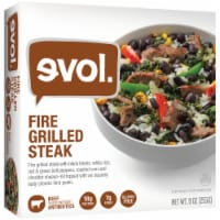evol. Fire Grilled Steak Bowl
