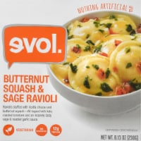 evol. Butternut Squash & Sage Ravioli