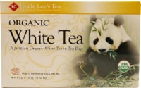 Uncle Lee's Organic White Tea Bags