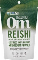 OM Organic Reishi Mushroom Nutrition Supplement Powder