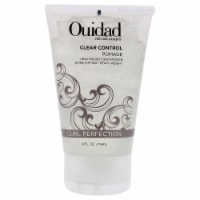 Clear Control Pomade by Ouidad for Unisex - 4 oz Pomade - 114ml/4oz
